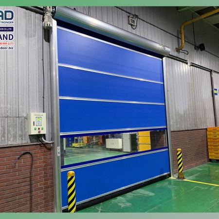 Basic,speed door, factory, industry, roll-up, COAD, THAILAND
